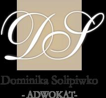 Kancelaria Adwokacka Adwokat Dominika Solipiwko
